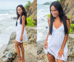 Sofia Suarez - Beach Beauty - Nubiles