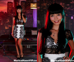 Sexy Marica in the night club - Marica Hase