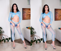 Vanessa Sky - Latina Vanessa Porked And Slimed