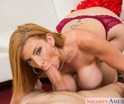 Sara Jay - Seduced By A Cougar