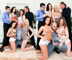 Mona Lee, Linet Slag, Barbra Sweet - I Love Orgies