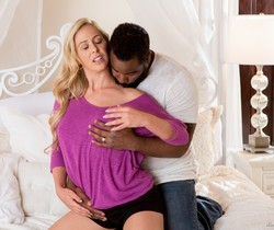 Cherie DeVille - Interracial Family Needs #02