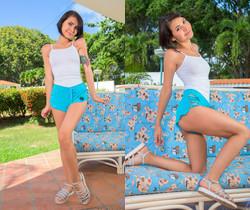 Nataly Leon - Tiny Teen - Nubiles