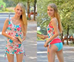 Hannah - In High School - FTV Girls