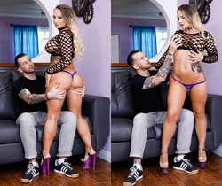 Cali Carter, Will Havoc - Cum On My Tattoo - Cali Carter