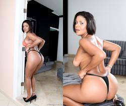 Ana Luz - Curvy Asses #03