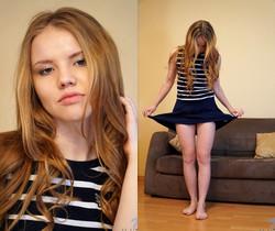 Jj Lika - Blonde Teen - Nubiles