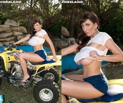 Alia Janine - Born To Be Naked - ScoreLand