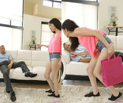 Jericha Jem - Blows For Clothes - Bad Teens Punished
