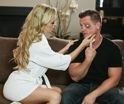 Cherie DeVille - Damsel In Distress - Fantasy Massage