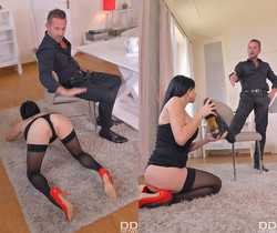 Damaris - Fisted, Spanked & Penetrated