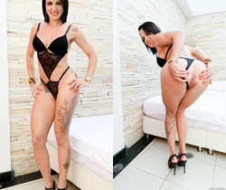 Elisa Sanches - Buxom, Bomb-Ass Brazilian 3-Hole Slut
