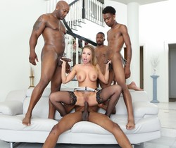 Britney Amber, Darwin Slimpoke - Blacked Out #08