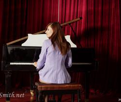 Jeny Smith - Pantyhose On Stage
