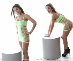 Danni Gibson - Green