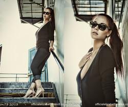 Elizabeth Marxs - Staircase Strip
