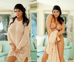 Romi Rain - Glamour Girl Gets Stripped