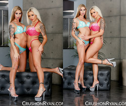 Ryan Riesling And Nina Elle In Lesbian Time