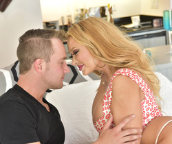 Summer Brielle - Summer Takes A Big Cock From Van Wylde