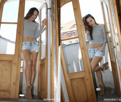 Dominika C - Jean Shorts