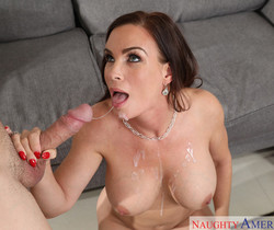 Diamond Foxxx - Seduced By A Cougar