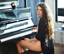 James Deen & Elena Koshka - Piano Concerto - X-Art