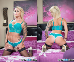 Daisy Monroe Pink Bed - Spizoo