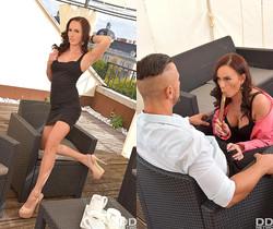 Tina Belle - Cigar Triggers Her Cock-Addiction
