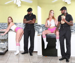 Daisy Stone - My New Black Stepdaddy #22 - Devil's Film