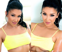 Vicki Chase - Latina Vicki's Athletic Anal Workout