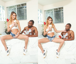Raquel Diamond - My New Black Stepdaddy #22 - Devil's Film