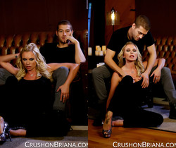 Briana Banks Is A Good Little Suck For Xander Corvus
