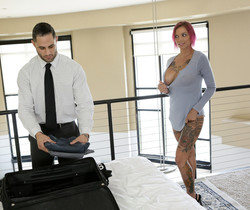 Anna Bell Peaks, Damon Dice - Before You Go - NFBusty
