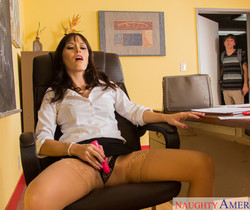 Alana Cruise - My First Sex Teacher