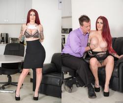Tana Lea - Big Tits Office Chicks #04 - Devil's Film
