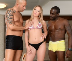 Danielle Soul - Jackpot At The Pool - 21Sextury
