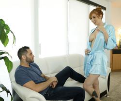 Damon Dice, Lauren Phillips - All Natural Redhead - S3:E7
