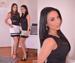 Zafira, Anissa Kate - Double Dong All Day Long