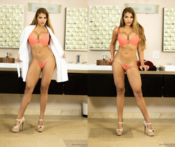 Mercedes Carrera - The Layover - Fantasy Massage