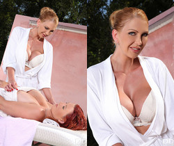 Leigh Darby, Vanessa - Sensual And Slippery