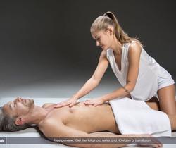 Double Cumming Massage - Lutro & Tiffany Tatum - Joymii