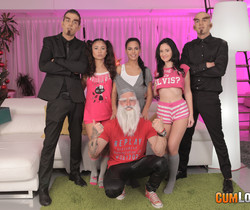 Apolonia - The Three Cumsumerist Sisters - CumLouder