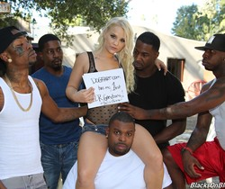 Bella Jane - Blacks On Blondes