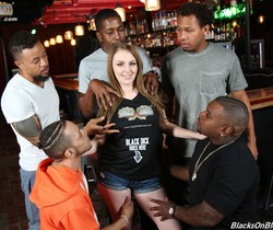 Jenna Marie - Blacks On Blondes