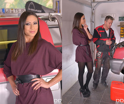 Cassie Del Isla - Cars, Cocks & Cumshots