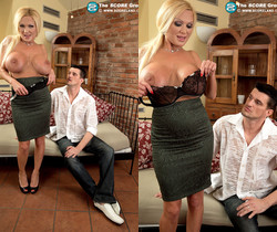 Sharon Pink - After-Party Sex Party - ScoreLand