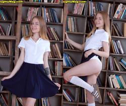 Chloe - Stone Cold Estonian Fox - Naughty Mag