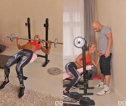 Victoria Pure - Home Gym Double Penetration