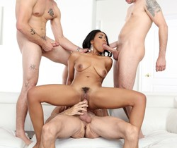 Jenna Foxx - White Out #06 - Devil's Film