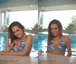Jamie Jenkins - Cheeky Swim - Hayley's Secrets